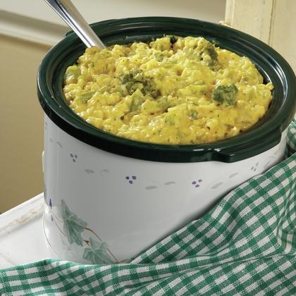 Famous Broccoli Casserole