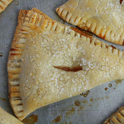 Just Peachy Hand Pies Recipe