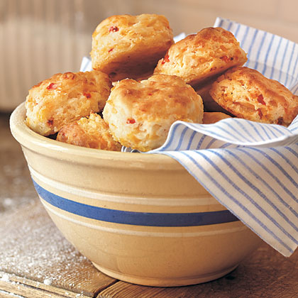 Pimento Cheese Biscuits