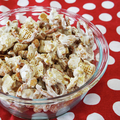 Sweet & Salty Party Mix Recipe