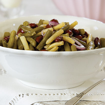 Three-Bean SaladRecipe