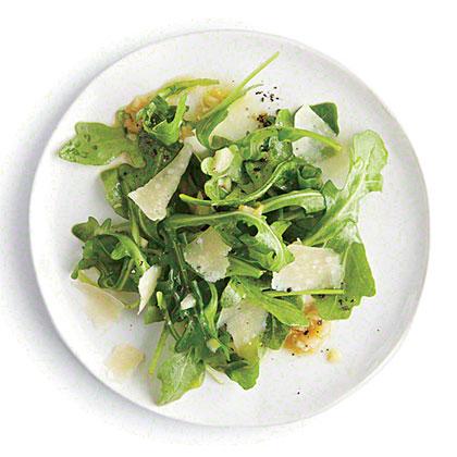 Arugula Salad with Caesar Vinaigrette