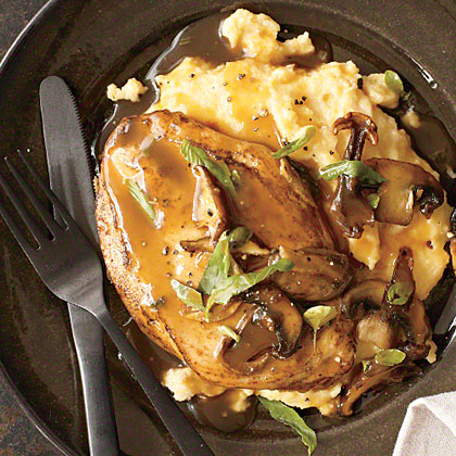 Saucy Chicken Marsala Recipe Myrecipes