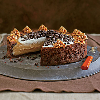 Cinderella Cheesecake