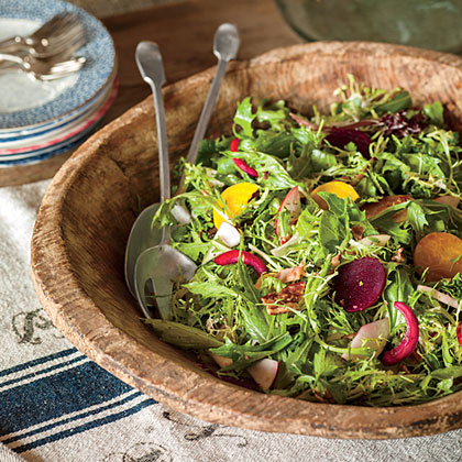 Fall Salad with Beets and Apples Recipe