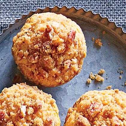 Pumpkin Pie Streusel Recipe