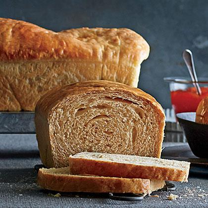 Sorghum-Oat Bread Recipe