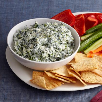 Greek Spinach Dip Recipe