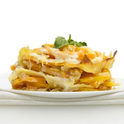 Fall Squash Lasagna
