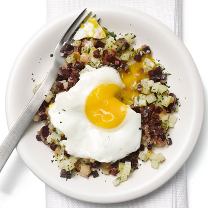 <p>Red-Flannel Hash</p>
