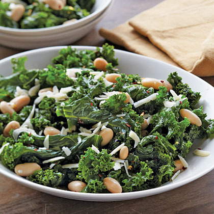 Beans & Greens Recipe