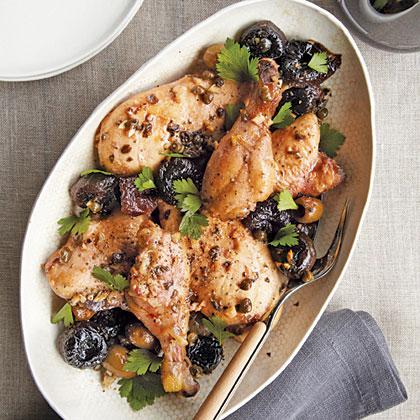 Chicken Marbella Recipe - 0 | MyRecipes