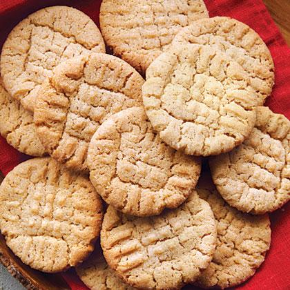 Peanut Butter CookiesRecipe