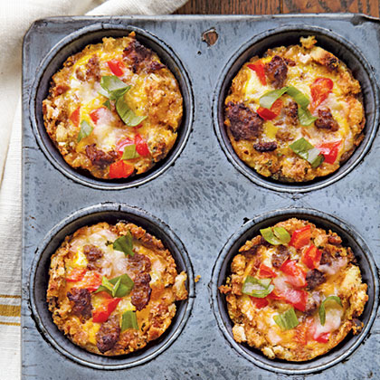 Savory Egg Muffins Recipe