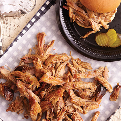Slow-Roasted Pulled Pork