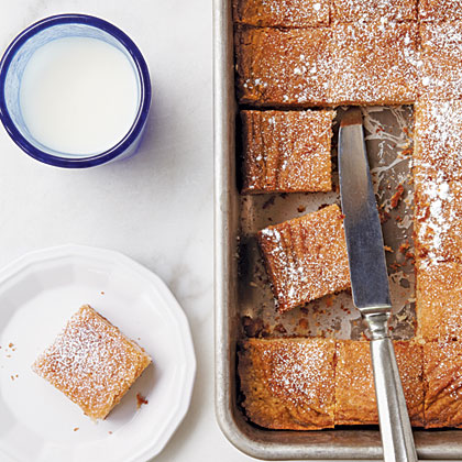 St. Louis Butter Cake Recipe