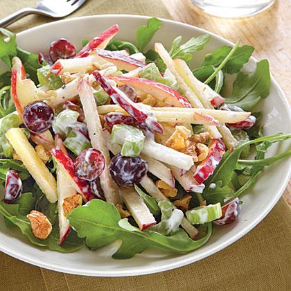 waldorf salad spinach waldorf salad with today the waldorf salad ...