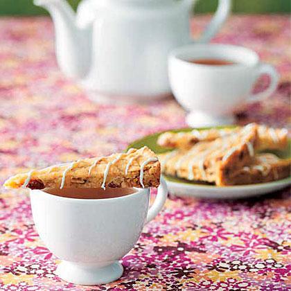 Cranberry-Almond Shortbread