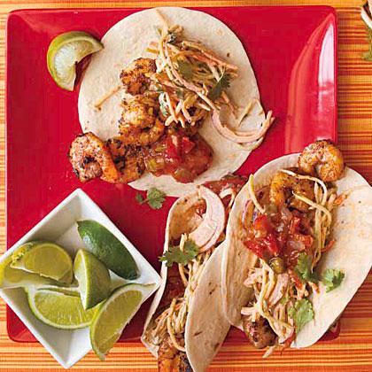 Shrimp Tacos Recipe