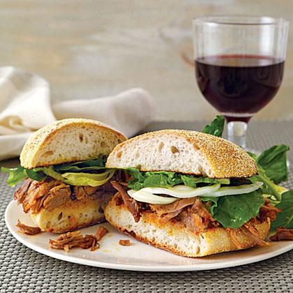 Aleppo-Pepper-Pork-and-Fennel Sandwiches