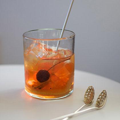 The Big Texan Bourbon-and-Grapefruit Cocktail