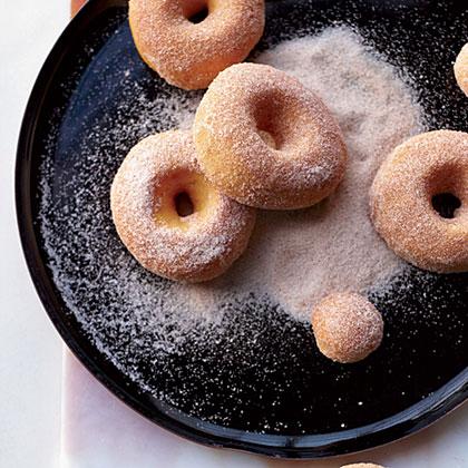 fw-Sweet Potato Doughnuts