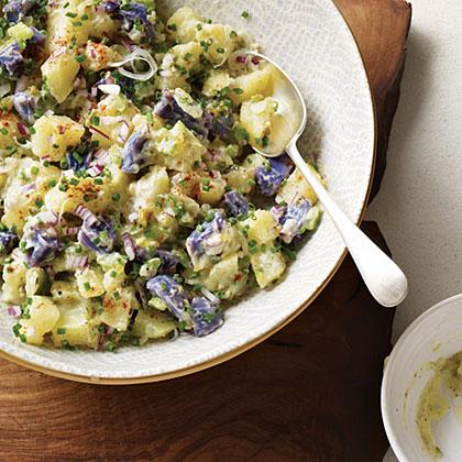 Two-Tone Potato Salad