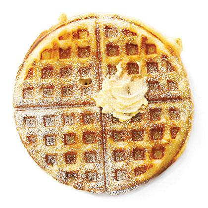 Yeasty Waffles