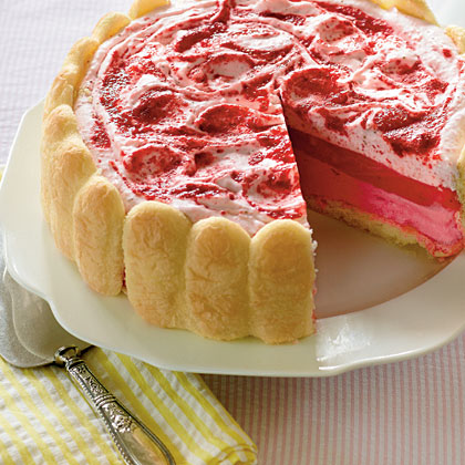 Cake of the Week: Strawberry Semifreddo Shortcake