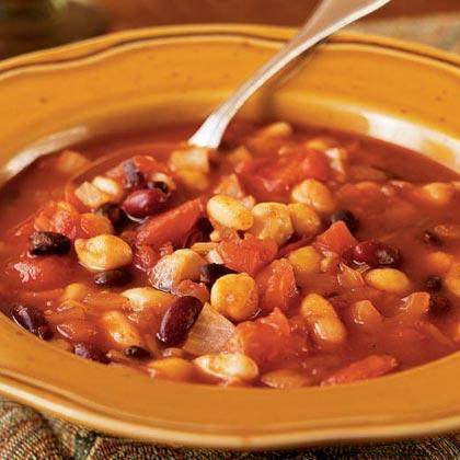 Jane's Vegetarian ChiliRecipe