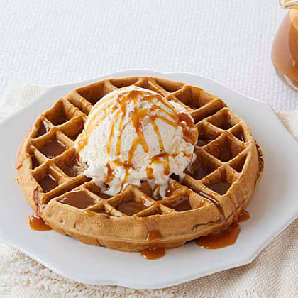 Coffee Waffles Recipe Myrecipes