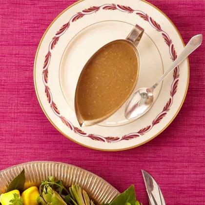 Hearty Turkey Gravy Recipe