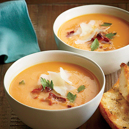 Creamy Sweet Potato Soup
