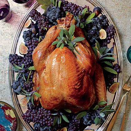 Foolproof Brined Turkey