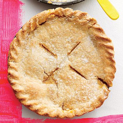 Shaker-ish Lemon Pie