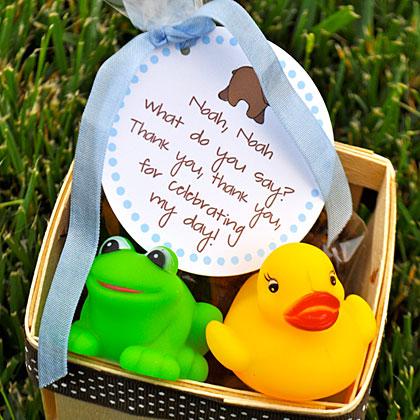 mr - Brown Bear Gift Basket