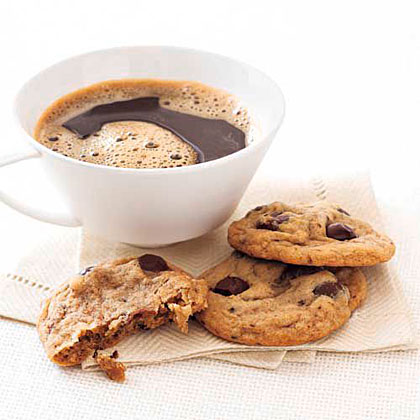 Chocolate-Covered Espresso Cookies