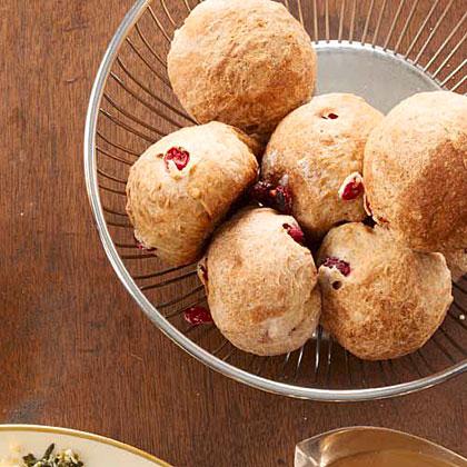 Cranberry Rolls Recipe
