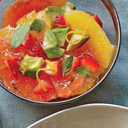 Fresh Citrus Salad Recipe