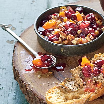 Cranberry-Pecan Chutney
