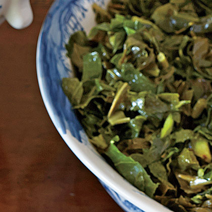 A Mess of Greens Recipe