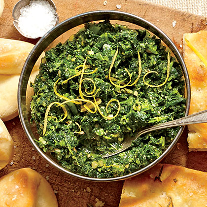 Turnip Green Pesto Recipe | MyRecipes Green Turnip Recipe