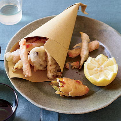 Autumn Fritto Misto