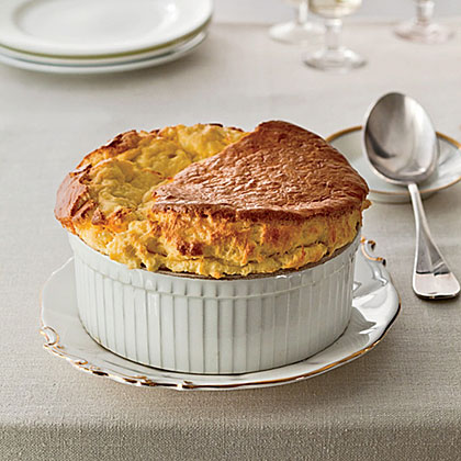 Best-Ever Cheese Souffle Recipe