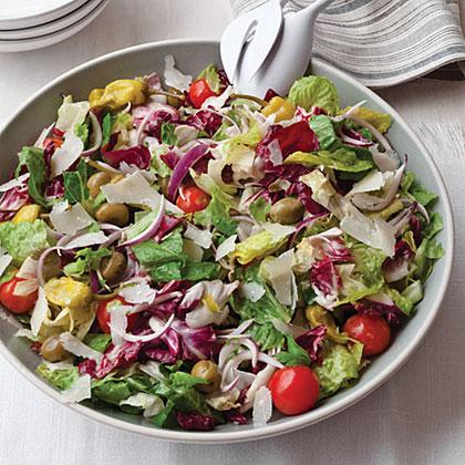 Big Italian SaladRecipe