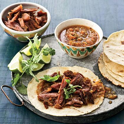 Duck Confit Tacos Recipe