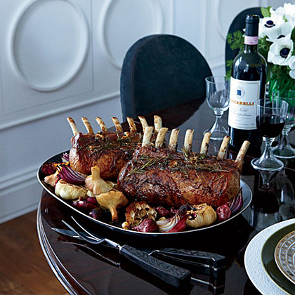Slow-Roasted Pork Loin with Molasses and Balsamic Glaze Recipe