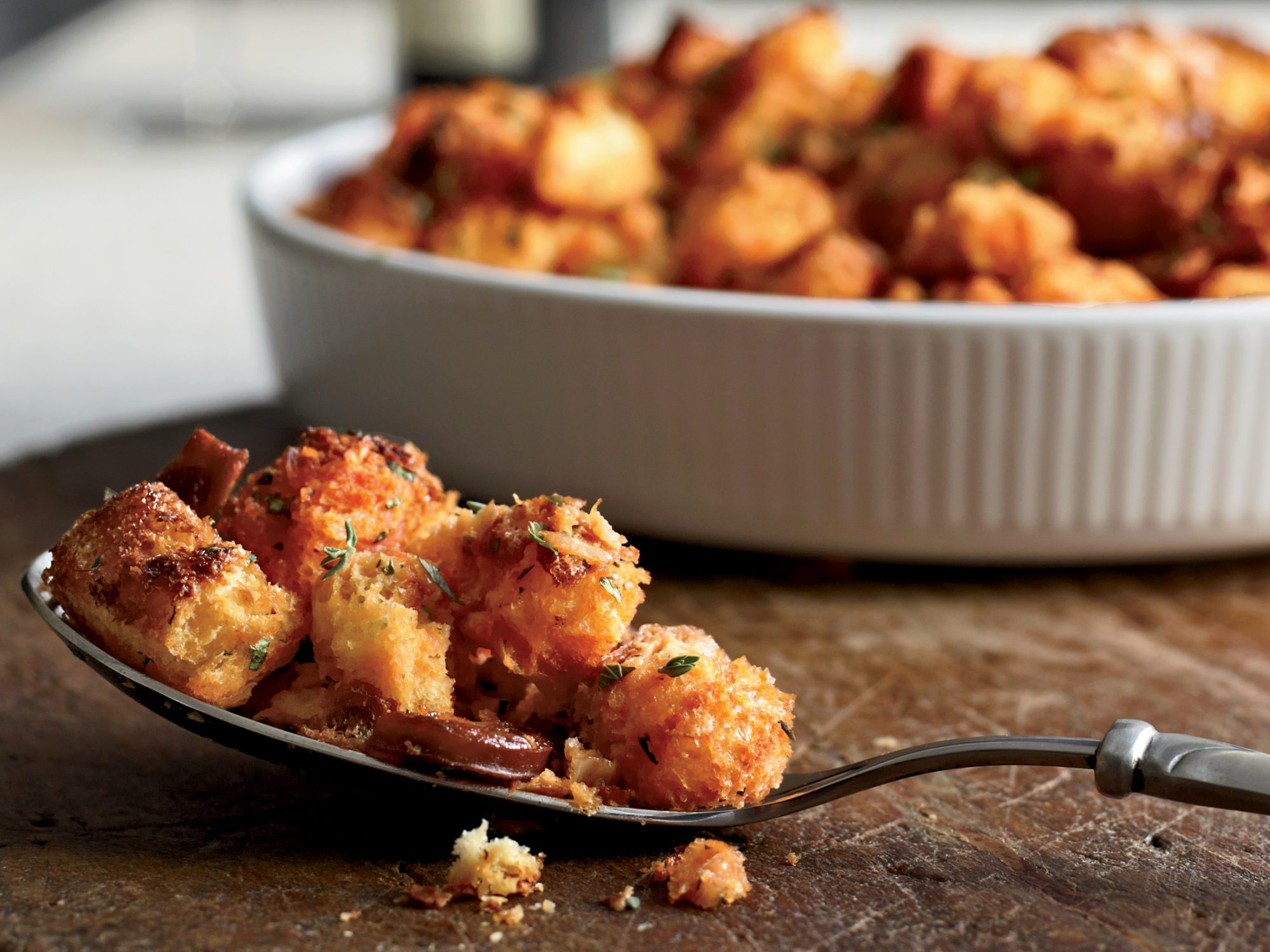 Smoky Chorizo Stuffing