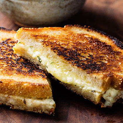 Simple, Classic Grilled Cheese
