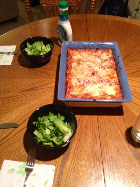 On the Menu: Dine-In Date Night